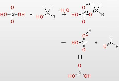 この世を科学的に知ろう!   三酸化クロムを用いてアルコールを酸化 コメントトラックバック
