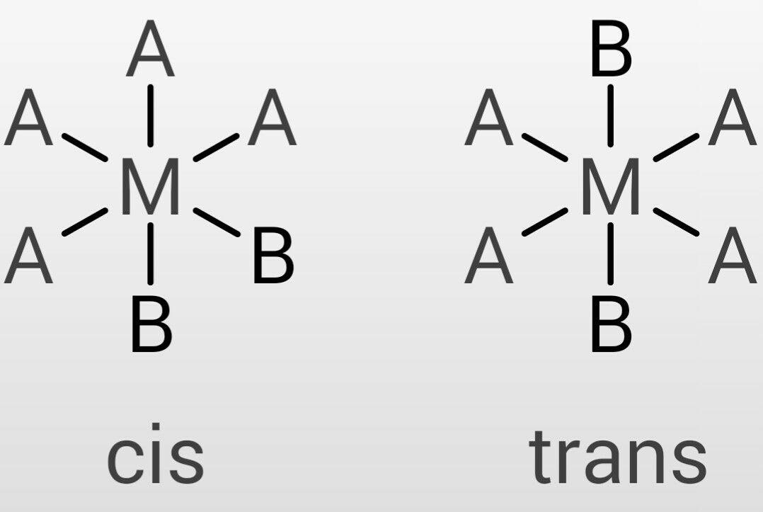 シス トランス 異性 体 と は