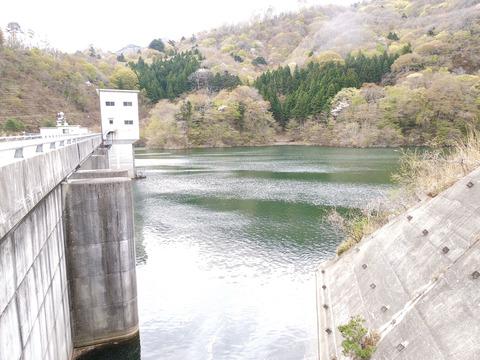 ④-真野ダム