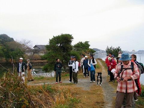 松川浦一周ウオーク2010