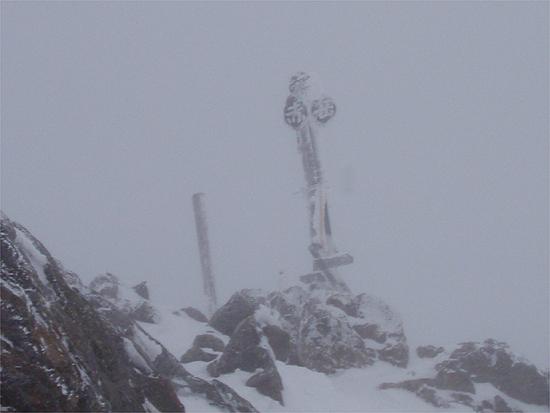 赤岳-2009-12-20