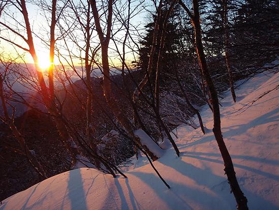 甲斐駒ケ岳2011冬