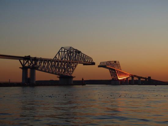 東京湾ゲートブリッジ