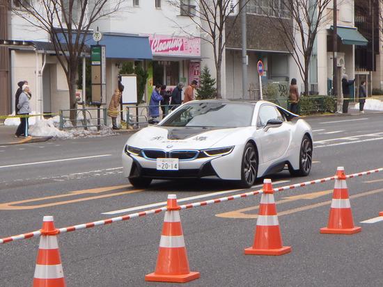 先導車_BMW