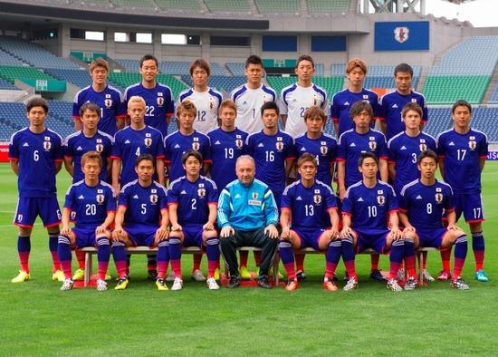 2014WCメンバー