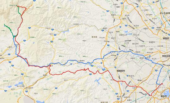 甲武信ヶ岳への道G