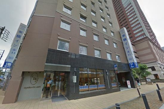 東横INN浜松駅北口
