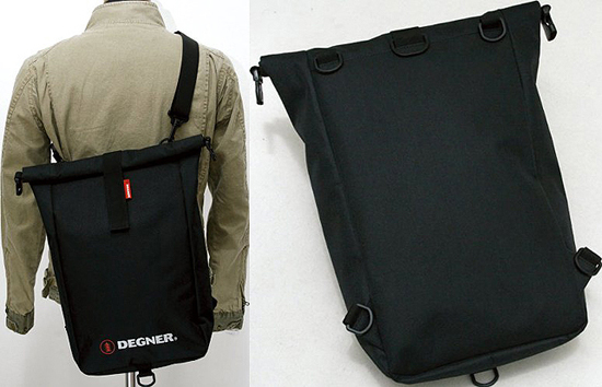 DEGNER 3WAY BAG