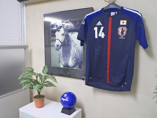 日本代表14番