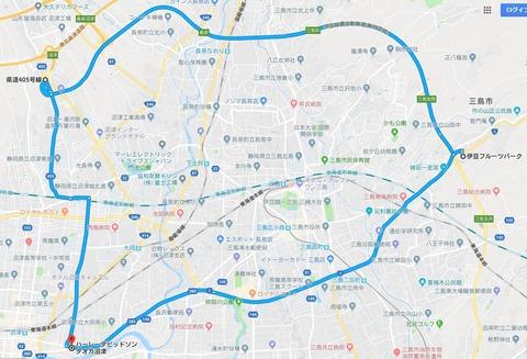 伊豆フルーツパーク地図