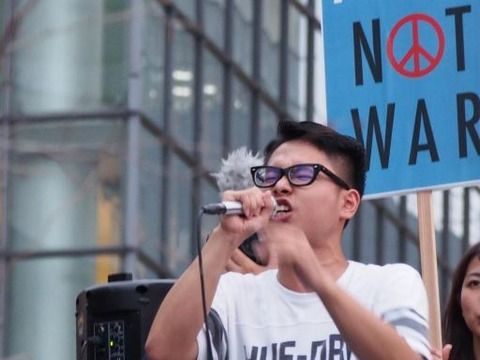 SEALDs牛田「今鳥越さんを支持しないと極右・悪の小池を支持することになると分からない奴なんなの?バカヤロウ」 @ILLMATIC_UCD