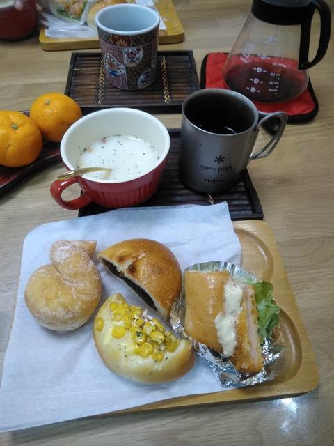ロアールのパン
