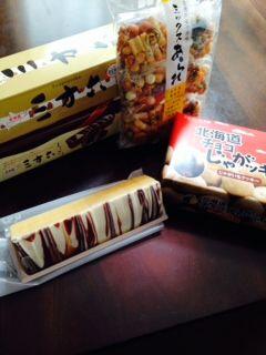 写真函館お菓子