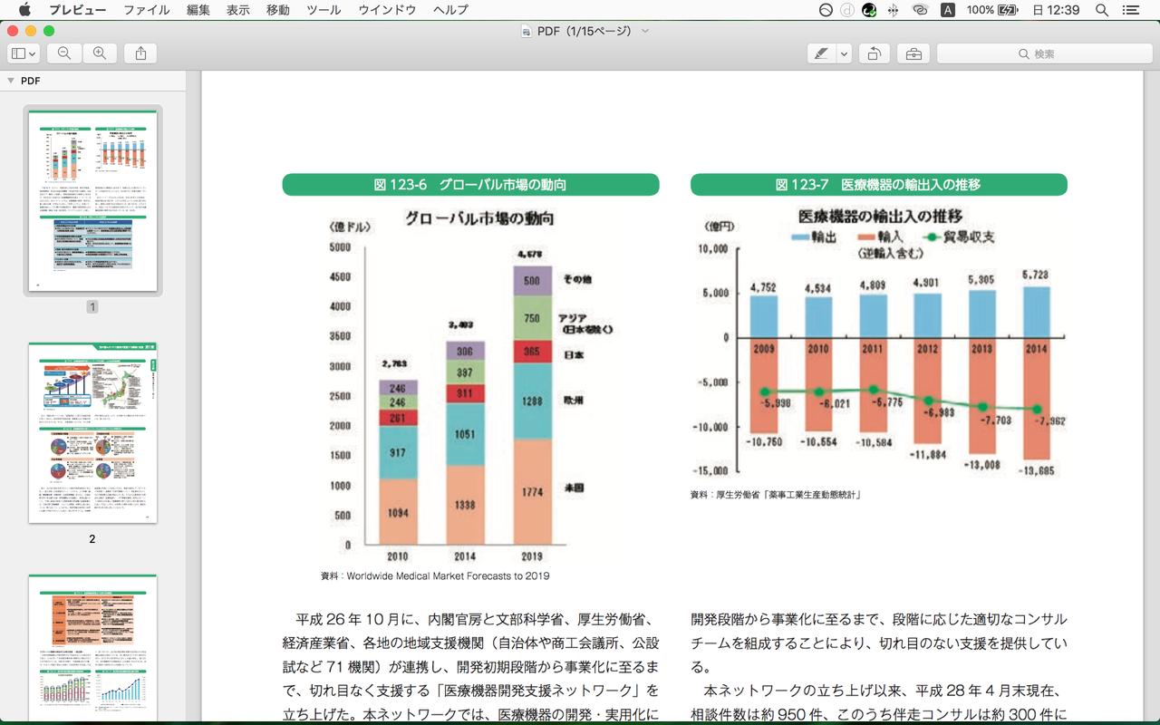pdf 2分割で印刷 mac