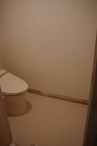 今日はトイレのリフォームについて。
