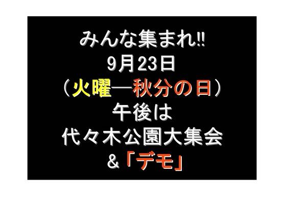 23代々木公園大集会6