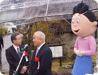 佐藤福島県知事と