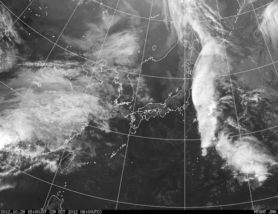 気象庁   気象衛星15