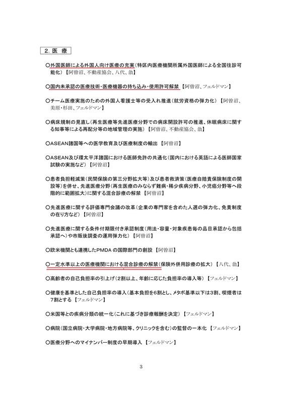 有識者ヒアリング3