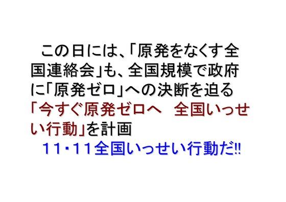 11月11日マンモスデモの呼びかけ_11