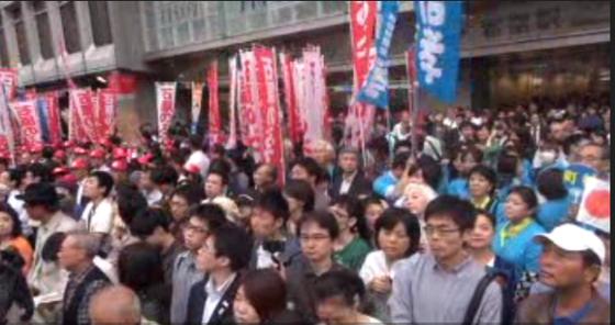 自民党新宿