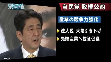 自民党が公約発表4