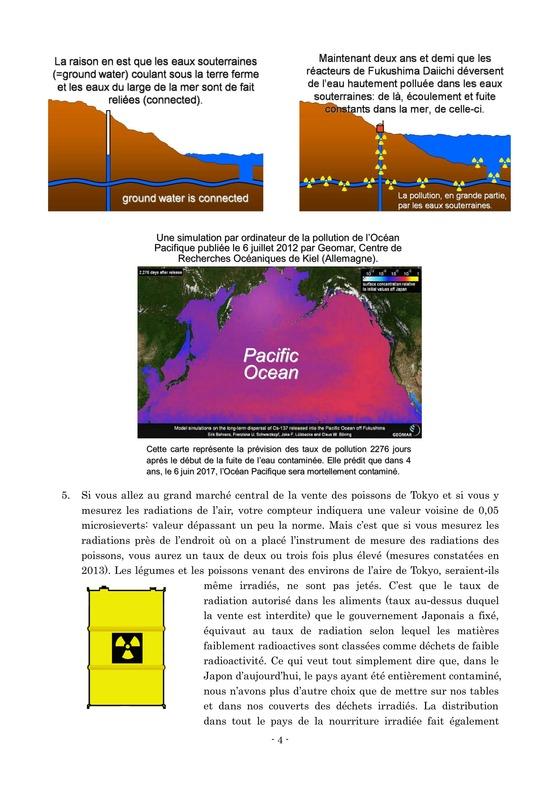 フランス語語版のオリンピック警告4