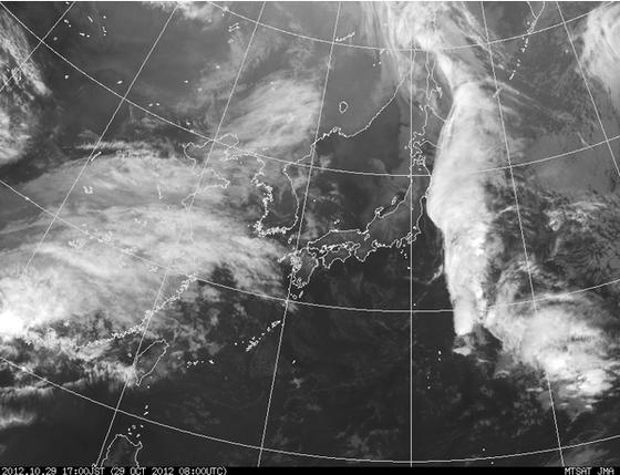 気象庁   気象衛星17