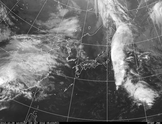 気象庁   気象衛星14