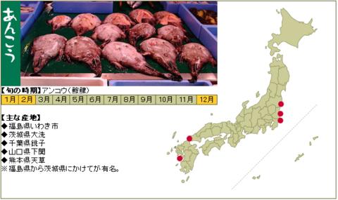 アンコウ(鮟鱇)/日本の名物特産品.png