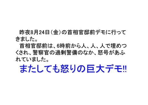 08月24日首相官邸前デモの報告_02