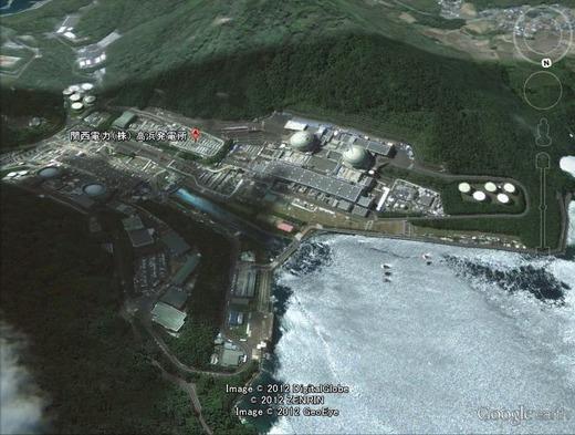 高浜原発google