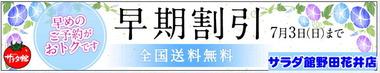 お中元前線2016