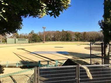 野田市総合公園野球場