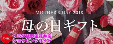 母の日2018