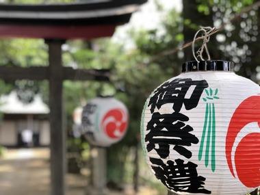 堤根菅原神社祭礼