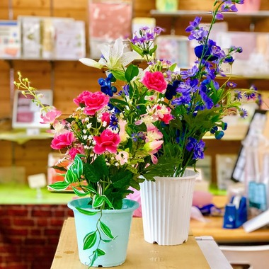 造花の販売店