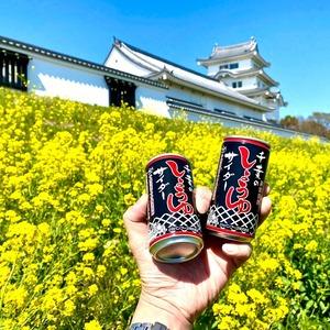 関宿城でも醤油サイダー