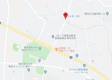 野田市冠水による通行止め20191012