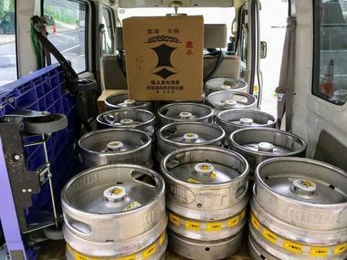キリン樽生ビール