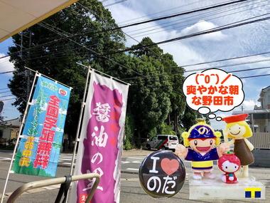 爽やか野田市2018