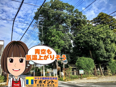 野田市の景色