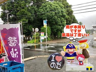梅雨空野田市