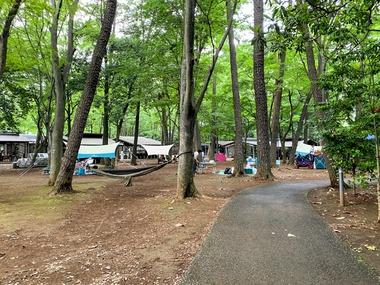 清水公園キャンプ