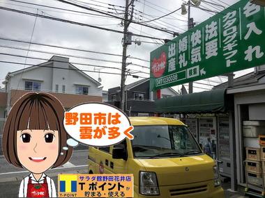 野田市の梅雨空2016