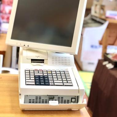 酒販店のPOSレジクローン化・カシオQT-100