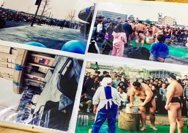 野田市の相撲力士