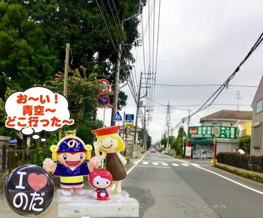 青空恋しい野田市20170215