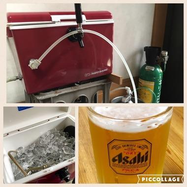 お家で本格生ビール