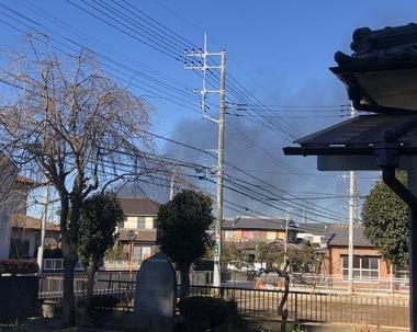 野田市火災情報